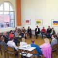 Einladung zum Forum Georg-Schwarz-Straße am 3. April 2014 - Wie sehen BewohnerInnen die Entwicklung? | Das Konzept der Arbeitsgruppen aus dem letzten Jahr wird 2014 ausgebaut / Foto: Enrico Engelhardt