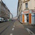 Georg-Schwarz-Straße mit Exklusivbericht im aktuellen BAUSTEIN  | Die Georg-Schwarz-Straße entwickelt sich / Foto: Enrico Engelhardt
