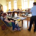 Workshop zur Neugestaltung der Georg-Schwarz-Straße vereint verschiedene Blickwinkel | Workshop zur Neugestaltung der GSS  am 26. 05. 2014 / Foto: Enrico Engelhardt
