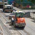 Georg-Schwarz-Straße wird immer mehr zur Großbaustelle | Foto: Enrico Engelhardt