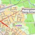 Vorplanung für Umbau der Magistrale in Leutzsch in der Ratsversammlung beschlossen |