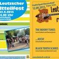 "Am Sonnabend steigen das 18. Leutzscher Stadtteilfest und ""Leutzsch rockt!"" |"