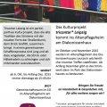 Urbanes Stricken in der Magistrale | tricontar Leipzig
