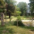 Historische Parkanlage des Diakonissenhauses erstrahlt in neuem altem Glanz |