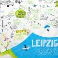 Leipzig 2030 – Integriertes Stadtentwicklungskonzept | Grafik: Gabriele Schlipf, Sophia Halamoda, Foto: Thomas Rötting